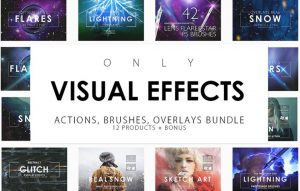 Visual Effects Bundle Graphic